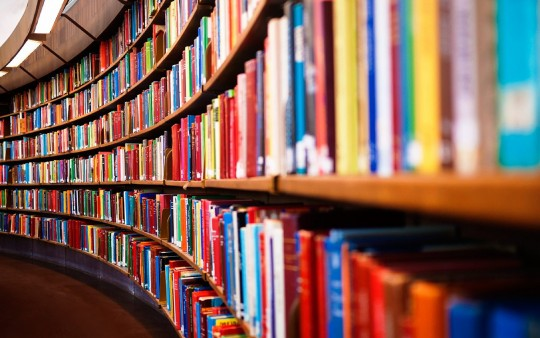 Lots of Books Excessive Information