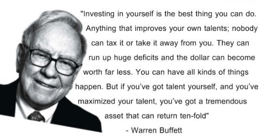 Warren Buffett Quotes on Investing