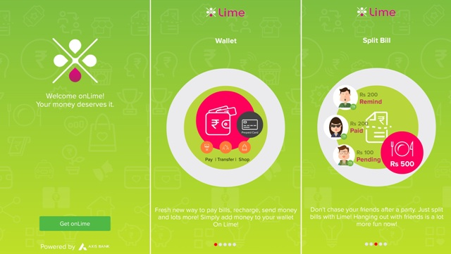 Lime Axis Bank
